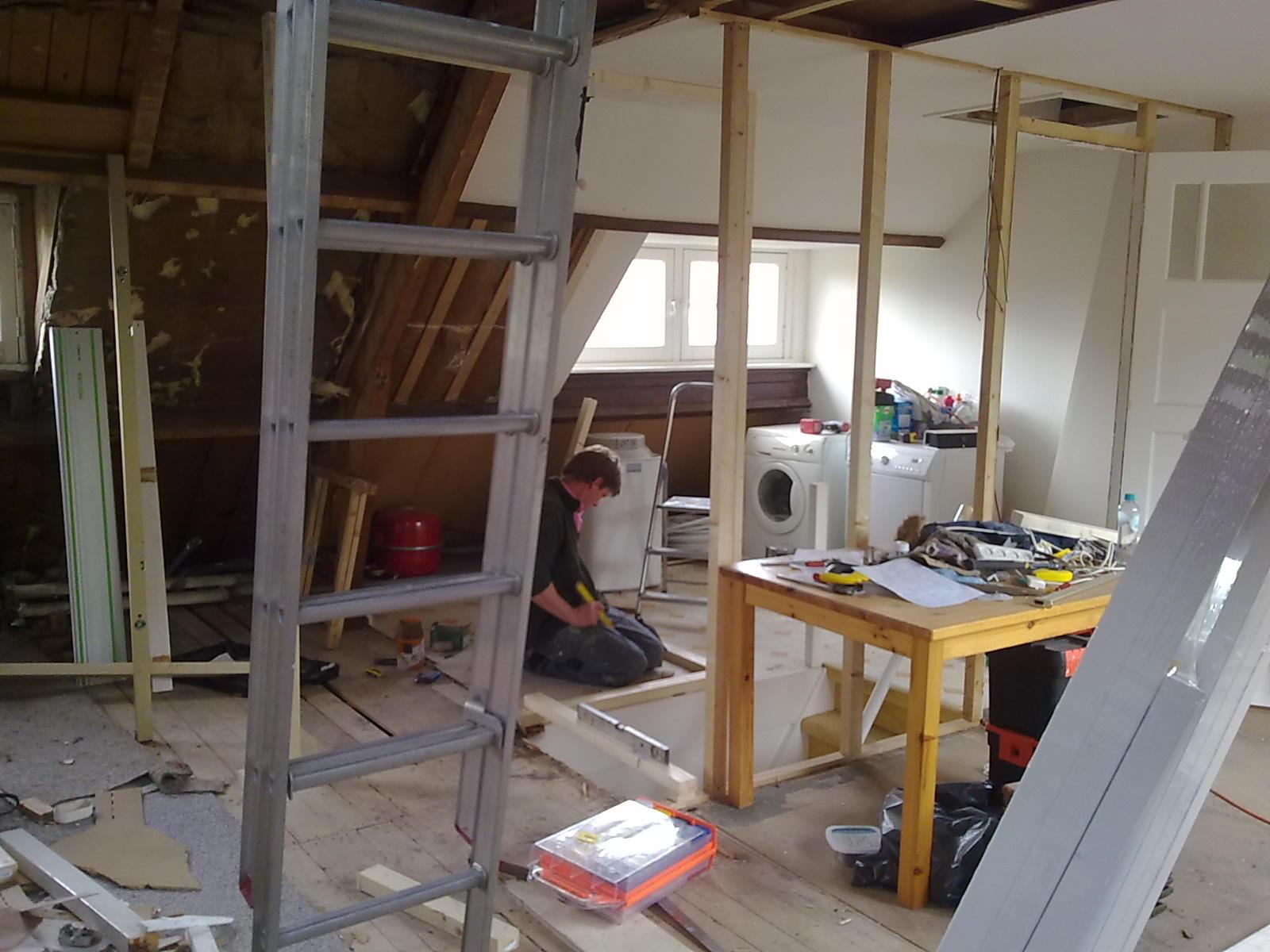 Afzuiging Badkamer Zolder : Slaapkamer zolder maken de leukste zolder idee n op een rijtje
